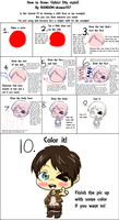 How To Draw: Chibis by RANDOM-drawer357