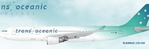 Trans Oceanic Airlines A330 by Denodon