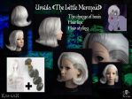 Wig - Ursula, The Little Mermaid by Kli-Kli