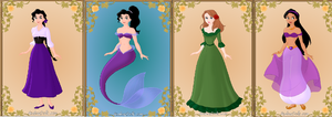 Disney Daughters Part 2 by angelofbroadway