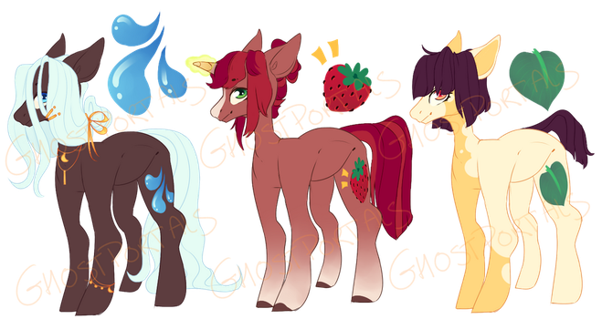 MLP Adopt Auction (SOLD) by ghostportals