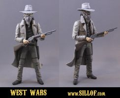 West Wars henchmen-deputies by sillof