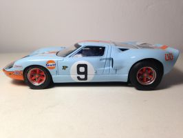 Ford GT40 / 8 by angelneo107