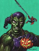 Green Goblin by adamgeyer
