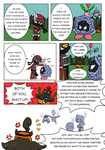 Pokemon: Beyond the River (Page 25) by Sofstar