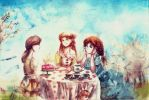 Spring Tea by rarazet