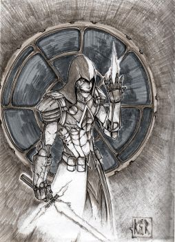 Assassith Creed by ksrp2v