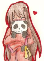 APH: My lovely Panda by ayochan