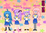 Lucky Star by MU-Cheer-Girl