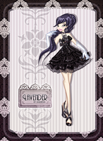 Lavender by AndrinaLoves