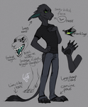 Endy Fursuit Design Read the description by LiLaiRa