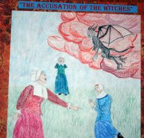Accusation of the Witches by Crystalen-Designz