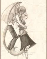 Dance with me? by elfy016