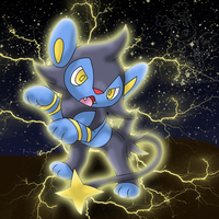 404. Luxio by aWWEsomeSoph
