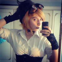 Steampunk Roxy Test by yumiXtenshi