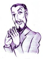 Vetinari Sketch by AndrewSalt
