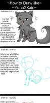 .:Warrior/ cat Tutorial:. by Badgerkai