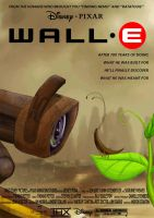 Wall-e Poster by BeeTrue