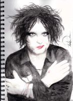 Robert Smith by tomsacoolcat