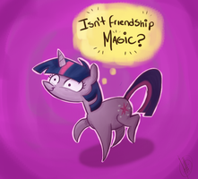 Friendship is Magic by Zefidu