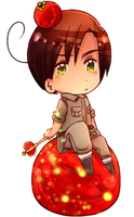 King Romano Of Tomatos by xTickie-Tockx
