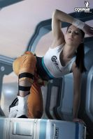 Portal inspired - 2 by cosplayerotica
