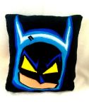 BATPillow by Catzilerella
