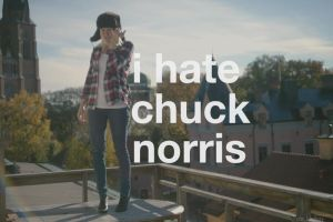 I.Hate.Chuck.Norris by Turkish-Romeo-BoY
