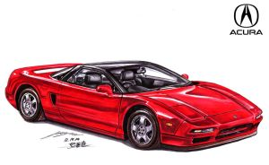 Timeless Exotic of the Nineties by toyonda
