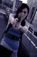 -Jill Valentine II- by carrie-monster