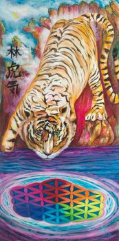 imago-Tiger and the water of secrets 2mb by ImagoDeiVine