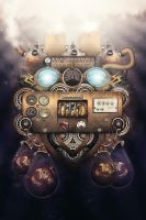 the rebirth machine by silster