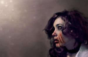 When I was Bleeding... by korridan