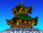 Chinese WoW Style Building by Darkness545454