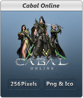 Cabal Online - Icon by Crussong