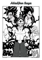 DragonBall New Age: Aladjinn Saga by Elyas11