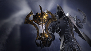 Malthael and the Chalad'ar by Prophet-Blaq