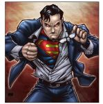 Superman Change by richmbailey