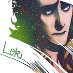 Loki Icon by MissJ-Kurayami