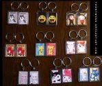 Got Keychains 3 by ToonTwins