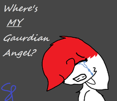 Where's my guardian angel?! by Snowflame132