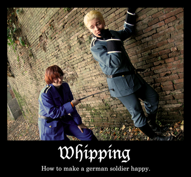 Lucca 2009 - WHIPPING by Germany-x-Italy-Fans