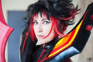 Ryuko Matoi - Kill la Kill by cos2play