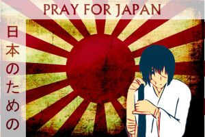 PRAY FOR JAPAN by Urahara02