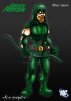 DCU - Green Arrow by TheoSar