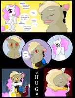 Discord X Celestia comic - Page 7 by VanillaMelodyPegasus