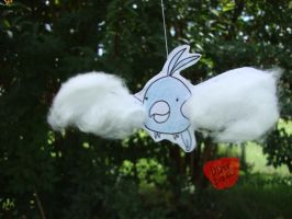 Swablu by PaperSquid