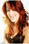 Charlotte Wessels (Delain) / 2009 by TimTronckoe