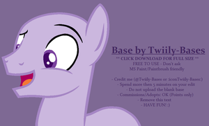 MLP Base 312 by Twiily-Bases