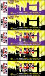 QMMSOC - LDN Gig Ticket by Adila